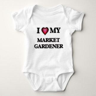I love my Market Gardener Tshirt