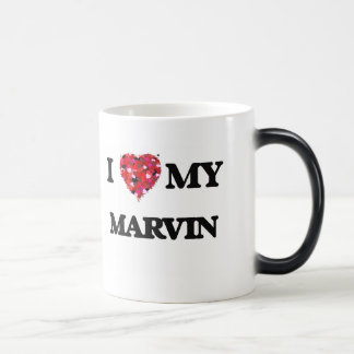 I love my Marvin Morphing Mug