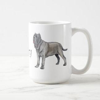 I Love my Mastino Coffee Mug