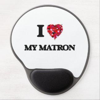 I Love My Matron Gel Mouse Pad