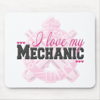 I love my Mechanic Mousepads