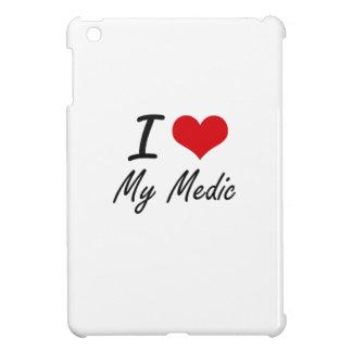 I Love My Medic Cover For The iPad Mini