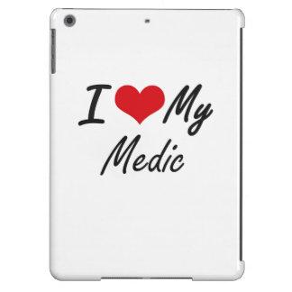 I love my Medic iPad Air Case