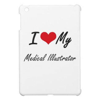 I love my Medical Illustrator iPad Mini Covers