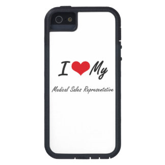 I love my Medical Sales Representative Case For The iPhone 5