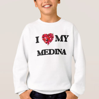 I Love MY Medina Sweatshirt