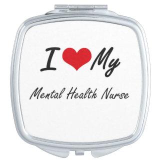 I love my Mental Health Nurse Mirror For Makeup