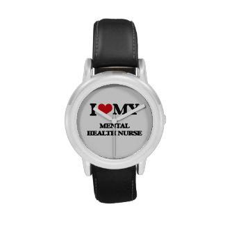 I love my Mental Health Nurse Watch