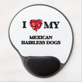 I love my Mexican Hairless Dog Gel Mouse Pad