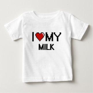 I Love My Milk Digital design Tee Shirt