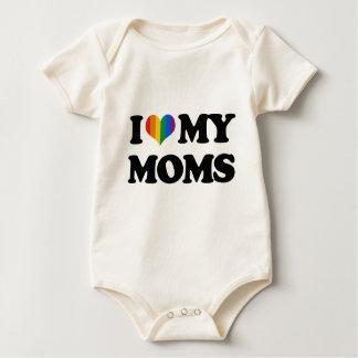 I LOVE MY MOMS BODYSUIT