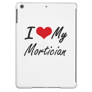 I love my Mortician Cover For iPad Air