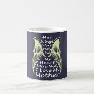 I Love My Mother Coffee Mug