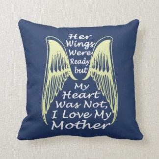 I Love My Mother Cushion