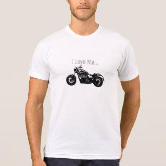 I Love My...Motorcycle! Tees