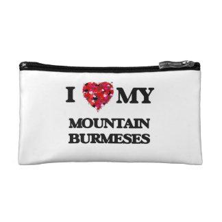 I love my Mountain Burmese Makeup Bag
