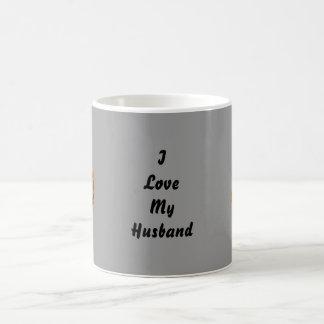 I Love My............. Classic White Coffee Mug