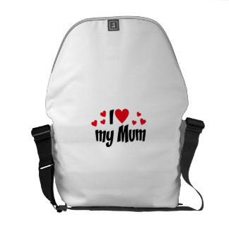 I love my Mum Courier Bags
