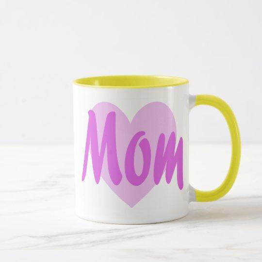 I Love My Mum! Mug