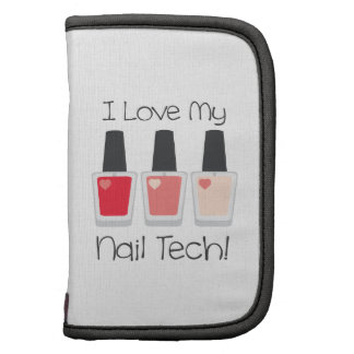 I Love My Nail Tech! Planner