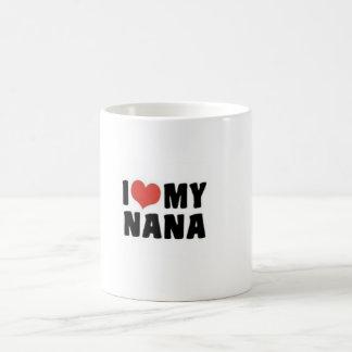 I love my NANA Coffee Mug Tea Mug Nana