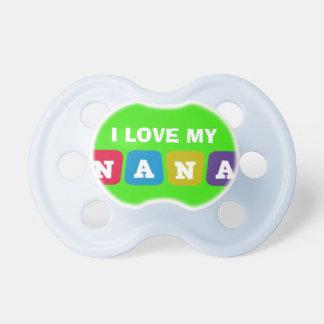 """ I love my Nana"" Dummy"