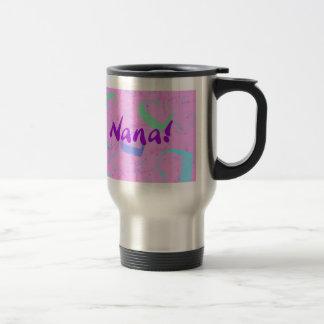I Love My Nana Travel Mug
