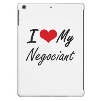 I love my Negociant Cover For iPad Air