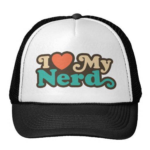 I Love My Nerd Cap