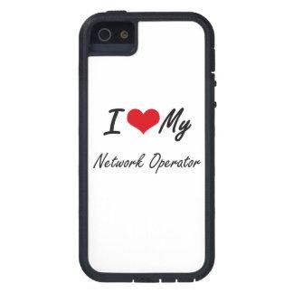 I love my Network Operator iPhone 5 Case
