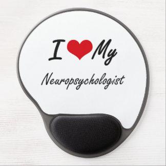 I love my Neuropsychologist Gel Mouse Pad