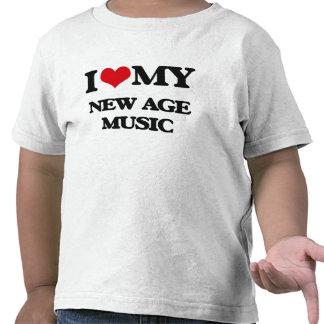 I Love My NEW AGE MUSIC Shirt