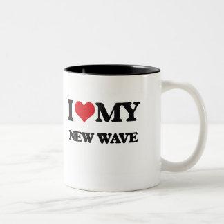 I Love My NEW WAVE Mug