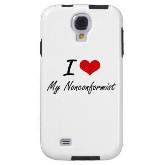 I Love My Nonconformist Galaxy S4 Case