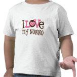I Love My Nonno T Shirts