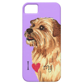 I Love my Norfolk Terrier Barely There iPhone 5 Case