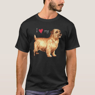 I Love my Norfolk Terrier T-Shirt
