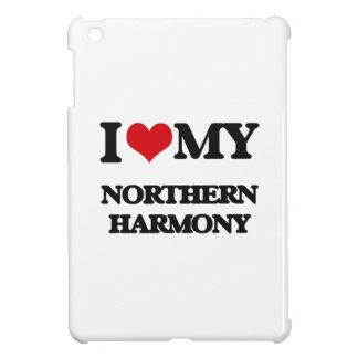 I Love My NORTHERN HARMONY iPad Mini Case