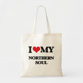 I Love My NORTHERN SOUL Bag