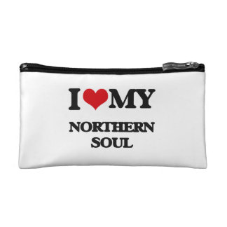 I Love My NORTHERN SOUL Cosmetics Bags