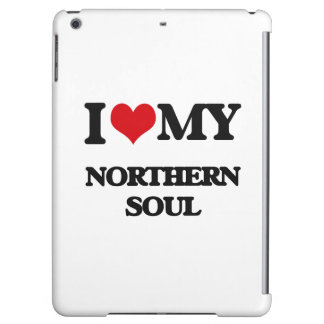 I Love My NORTHERN SOUL iPad Air Cover