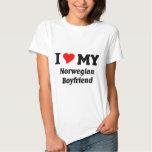 I love my Norwegian Boyfriend Tshirt