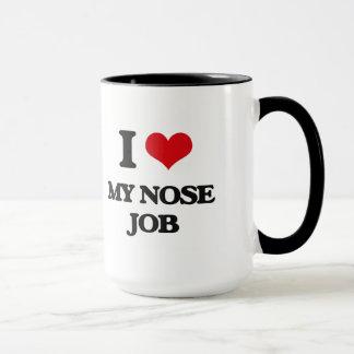 I Love My Nose Job