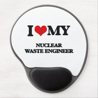 I love my Nuclear Waste Engineer Gel Mouse Pad