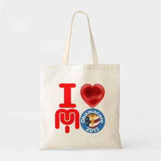 I Love My Obamacare Bag