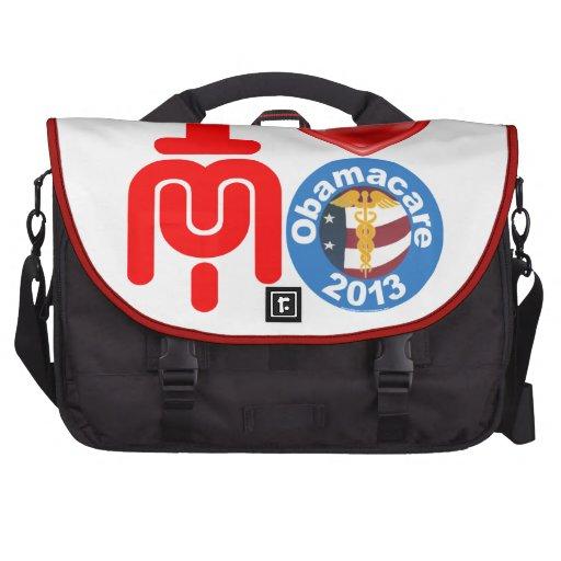 I Love My Obamacare Bag Laptop Bag