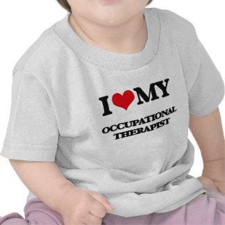 I love my Occupational Therapist Tee Shirt