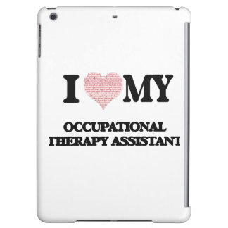 I love my Occupational Therapy Assistant (Heart Ma