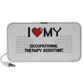 I love my Occupational Therapy Assistant Mini Speaker
