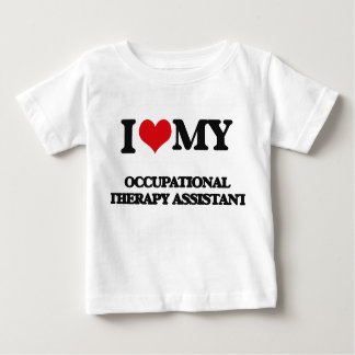 I love my Occupational Therapy Assistant Tee Shirt